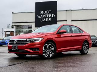 Used 2019 Volkswagen Jetta EXECLINE|BLIND|LWD|LKA|NAV|ALLOYS|SUNROOF|XENON|APPLECARPLAY for sale in Kitchener, ON