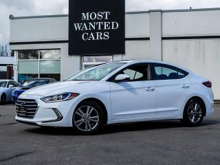 Used 2018 Hyundai Elantra GL SE|BLIND SPOT|HEATED SEATS|TOUCHSCREEN|REMOTE START|ALLOYS|SUNROOF for sale in Kitchener, ON