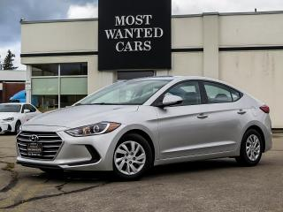 Used 2017 Hyundai Elantra LE|HEATED SEATS|BLUETOOTH|MULTIFUNCTION STEERING WHEEL for sale in Kitchener, ON