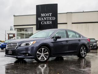 Used 2017 Subaru Legacy TEC|BLIND|NAVIGATION|PADDLESHIFTERS|HKSOUND|SUNROOF for sale in Kitchener, ON