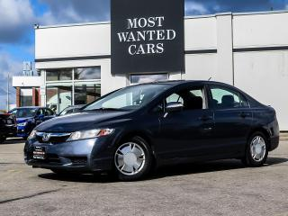 Used 2009 Honda Civic AS TRADED - YOU CERTIFY YOU SAVE! for sale in Kitchener, ON