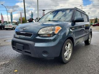 Used 2011 Kia Soul 2u très bonne condition! À qui la chance? for sale in Gatineau, QC