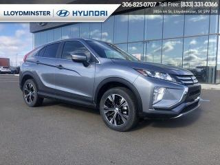 Used 2020 Mitsubishi Eclipse Cross ES for sale in Lloydminster, SK