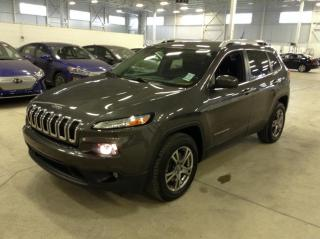 Used 2014 Jeep Cherokee 4X4 NORTH JANTES CAMERA for sale in Longueuil, QC