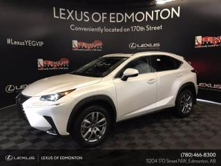 New 2021 Lexus NX 300 Executive Package for sale in Edmonton, AB