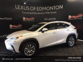 New 2021 Lexus NX 300 Luxury Package for sale in Edmonton, AB