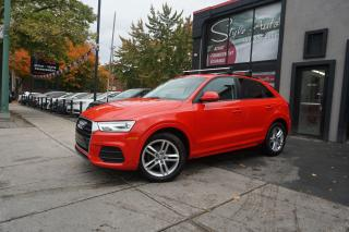 Used 2016 Audi Q3 for sale in Laval, QC