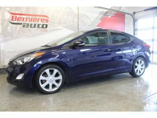 Used 2013 Hyundai Elantra Limited for sale in Lévis, QC
