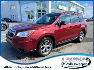 Used 2015 Subaru Forester i Limited w/Tech Pkg for sale in PORT HOPE, ON