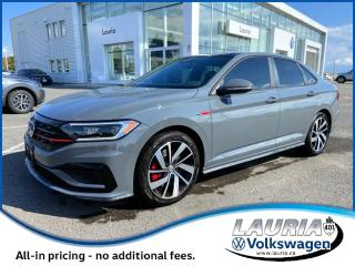 Used 2019 Volkswagen Jetta GLI Manual - ULTRA LOW KMS for sale in PORT HOPE, ON