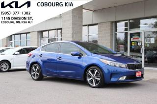 Used 2017 Kia Forte for sale in Cobourg, ON