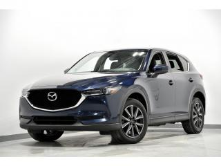 Used 2017 Mazda CX-5 AWD  GT CAMERA DE RECUL  TOIT OUVRANT  NAV for sale in Brossard, QC