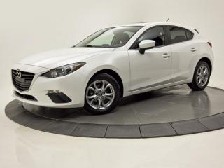 Used 2016 Mazda MAZDA3 HB Sport Auto GS SIEGES CHAUFFANT CRUISE for sale in Brossard, QC