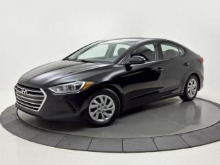 Used 2017 Hyundai Elantra LE SIEGES CHAUFFANTS A/C for sale in Brossard, QC