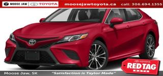 New 2020 Toyota Camry SE for sale in Moose Jaw, SK