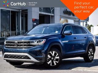 Used 2020 Volkswagen Atlas Cross Sport Comfortline Panoramic Roof Active Driver Assists for sale in Thornhill, ON