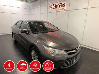 Used 2017 Toyota Camry LE- BLUETOOTH - CAMERA DE RECUL for sale in Québec, QC