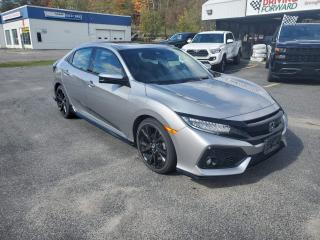Used 2018 Honda Civic Sport Touring for sale in Greater Sudbury, ON