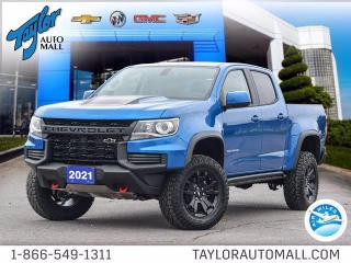 New 2021 Chevrolet Colorado 4WD ZR2 for sale in Kingston, ON