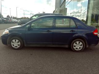Used 2010 Nissan Versa AUTOMATIQUE BAS KILOMETRAGE for sale in Ste-Julie, QC
