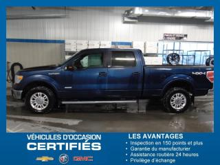 Used 2014 Ford F-150 Lariat  TOIT + NAV for sale in Amos, QC