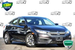 Used 2016 Honda Civic LX | FWD | AUTO | AC | BLUETOOTH | for sale in Kitchener, ON