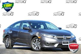 Used 2018 Honda Civic EX | AUTO | BLUETOOTH | SUNROOF | for sale in Kitchener, ON
