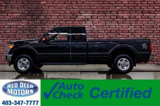 Used 2015 Ford F-250 4x4 Super Cab XLT Longbox BCam for sale in Red Deer, AB