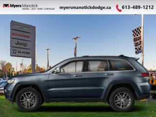 New 2020 Jeep Grand Cherokee for sale in Ottawa, ON