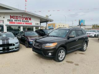 Used 2011 Hyundai Santa Fe LIMITED for sale in Regina, SK