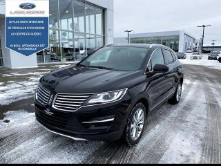 Used 2017 Lincoln MKC AWD 4DR SELECT for sale in Victoriaville, QC