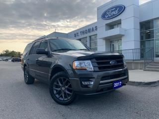 Used 2017 Ford Expedition Limited 4x4/Navi/Roof/20 Wheels for sale in St Thomas, ON