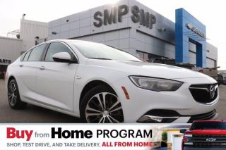 Used 2019 Buick Regal Sportback Preferred II- Rem Start, Heated Steering Wheel, Back Up Camera for sale in Saskatoon, SK