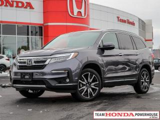 Used 2019 Honda Pilot Touring--1 Owner--No Accidents--Fully Loaded--8P--Navi--Rear DVD for sale in Milton, ON