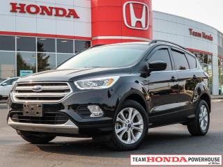 Used 2018 Ford Escape SEL for sale in Milton, ON
