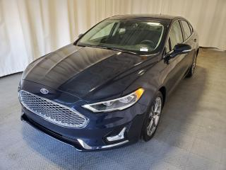 Used 2020 Ford Fusion Hybrid Titanium for sale in Regina, SK