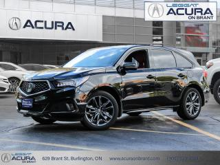 Used 2019 Acura MDX for sale in Burlington, ON