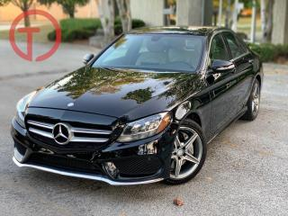 Used 2015 Mercedes-Benz C-Class for sale in Burlington, ON