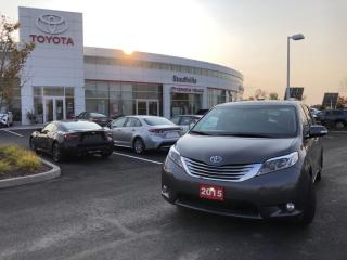 Used 2015 Toyota Sienna XLE 7 Passenger LIMITED AWD - DRIVER SEAT MEMORY SYSTEM - BACKUP AND CLEARANCE SENSORS for sale in Stouffville, ON