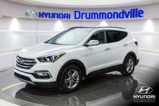 Used 2016 Hyundai Santa Fe Sport LUXURY AWD + GARANTIE + TOIT PANO + CUIR for sale in Drummondville, QC