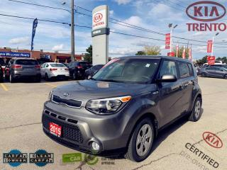 Used 2015 Kia Soul LX AUTO/ONE OWNER/LOW KM/NO ACCIDENT/BLUETOOTH for sale in North York, ON
