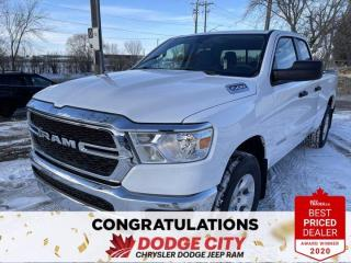 New 2021 RAM 1500 Tradesman-4WD,B/U Camera, Tow Package for sale in Saskatoon, SK