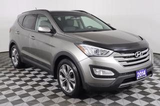 Used 2014 Hyundai Santa Fe Sport 2.0T Limited CLEAN CARPROOF! AWD, NAVI, LEATHER, COOLED SEATS for sale in Huntsville, ON