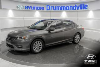 Used 2014 Honda Accord EX-L + GARANTIE + TOIT + CUIR + A/C + W for sale in Drummondville, QC