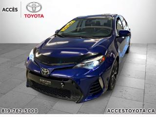 Used 2018 Toyota Corolla SE for sale in Rouyn-Noranda, QC