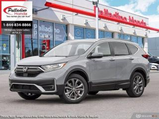 New 2020 Honda CR-V Sport for sale in Sudbury, ON