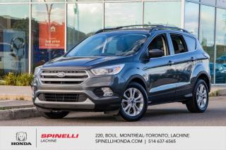 Used 2017 Ford Escape SE FWD NAVI BAS KM FWD NAVI BAS KM BLUETOOTH for sale in Lachine, QC