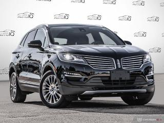 Used 2016 Lincoln MKC Reserve for sale in Oakville, ON