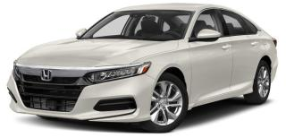 New 2020 Honda Accord LX 1.5T for sale in Whitchurch-Stouffville, ON