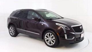 New 2021 Cadillac XT5 Sport for sale in Winnipeg, MB
